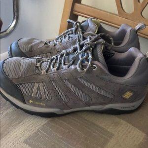 Waterproof Columbia Hiking Shoes